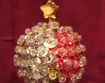 sequin christmas ornament kits  Rainforest Islands Ferry