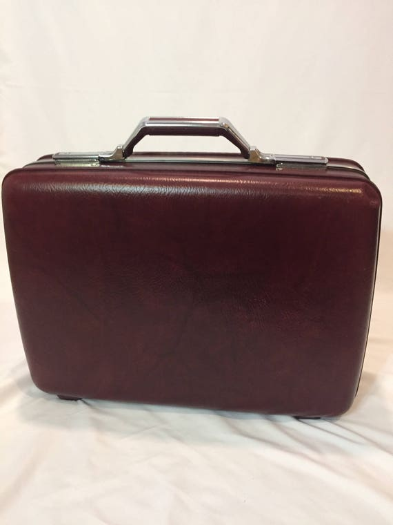 60's Suitcase Vintage/Suitcase American Tourister/ Luggage