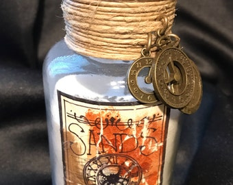 Apothecary Bottle - Sands of Time