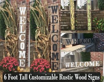 Rustic signs, Rustic wood signs, Reclaimed wood, Reclaimed wood signs, Distressed signs, Distressed wood signs, Wood sign, Rustic wood decor