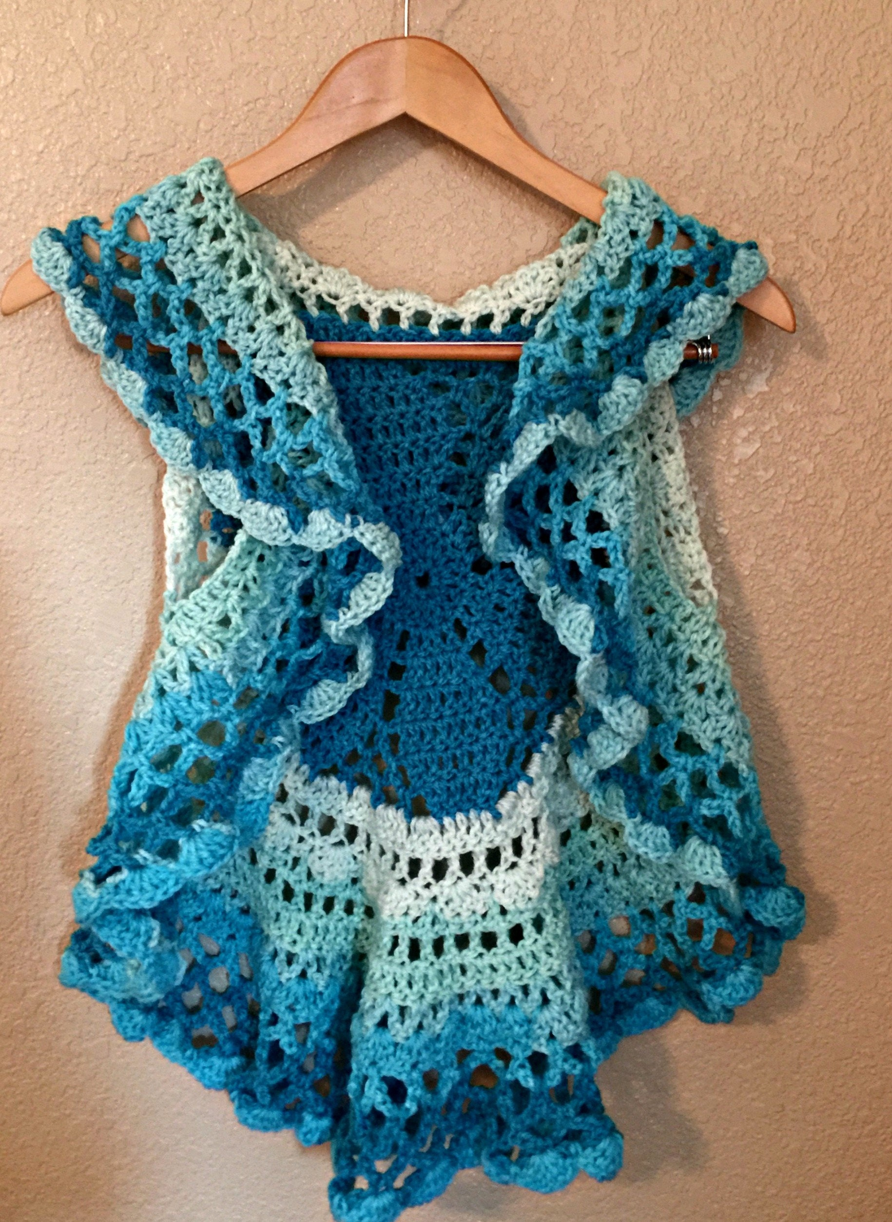 Circle vest crochet pattern crochet top pattern girls this is a digital file bankloansurffo Choice Image