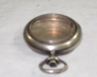 H-27 Vintage watch case sterling silver