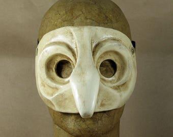 Zanni - Commedia dell'Arte mask in papier maché