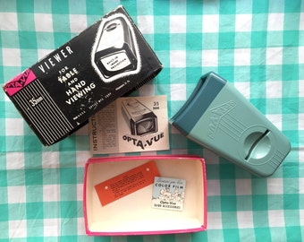 Opta-Vue 35mm Viewer
