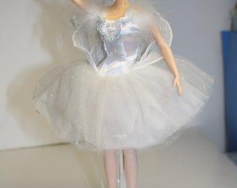 Barbie Swan Queen in Swan Lake Doll  Barbie Doll Mattel Doll Swan Lake