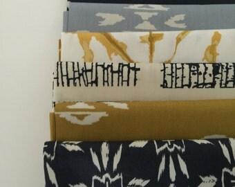 Fat Quarter Bundle - Observer Fabric - FQ Observer Fabric - Art Gallery Fabrics - Quilting Fabric - Sewing Fabric - FQ Bundle - Observer