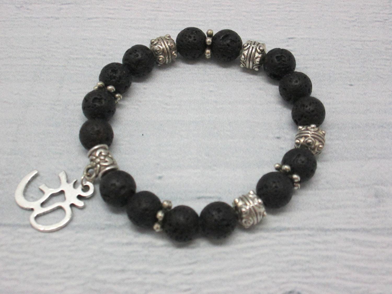 lava bracelet om bracelet s bracelet lava bead