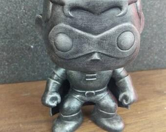 Custom funko pop robin DC comics gift