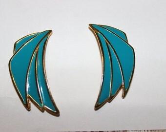 Early 80's Vintage Earrings