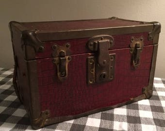 1940s Doll Trunk