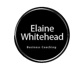 Simple Black and White Clean Premade Logo Design