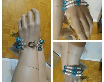 Pearl - Fresh water pearl bracelet
