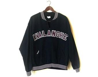 Vintage Denver Colorado Avalanche NHL hockey sweatshirt