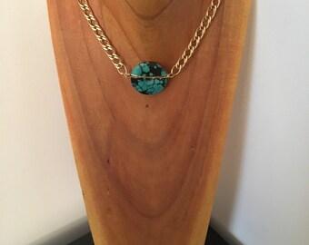 Yungai mountain necklace
