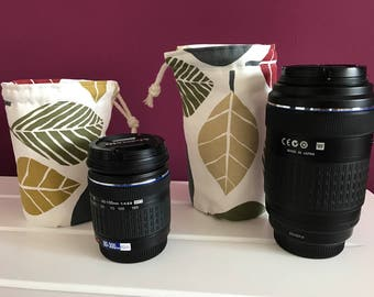 Camera Lens Cases