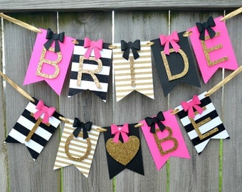 Kate Spade banner perfect for any occasion.