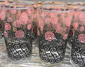 Set of 20 Retro Glasses