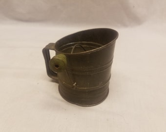Antique small Flour sifter