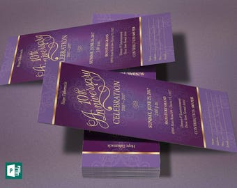 Black church anniversary banquet ticket publisher template purple church anniversary publisher ticket template pronofoot35fo Choice Image
