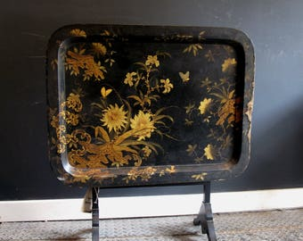 Edwardian Gilt Decorated table.