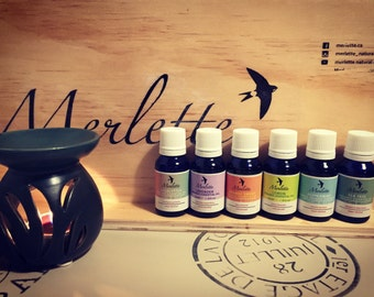 Certified Organic Essential oils