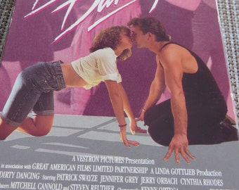 Dirty Dancing VHS Original Mint Condition !