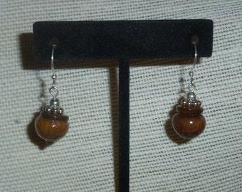 Acorn Earrings #94