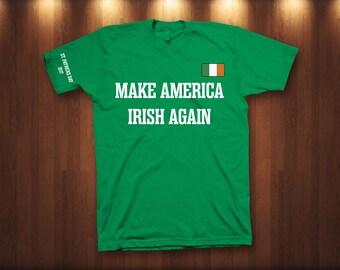 Make America Irish Again
