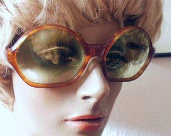 Vintage oversize sunglasses (original vintage)