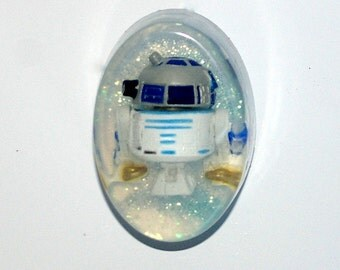 """Designer SOAP """"little robot"""""""