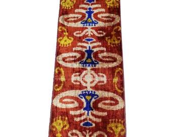 Sale! Silk Velvet Fabric,Velvet Upholstery Fabric,Velvet,Silk Velvet,Hand Woven Fabric.V 6