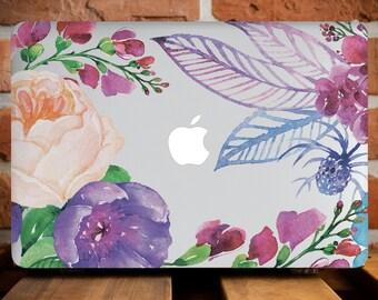 Beautiful Bouquet Pro Retina 15 Macbook Case Pro Retina 15 Cover Floral MacBook Pro 15 Mac Pro 13 Case Floral Case Macbook Pro 13 WCm012
