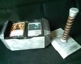 Mjolnir MTG Deck Box