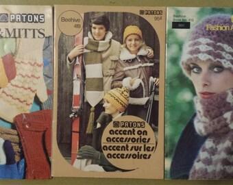 Patons pattern books