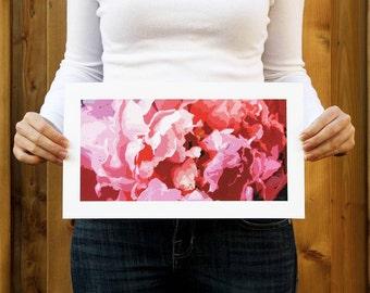 Rose // Print, Giclée Print, Limited Edition, Unique Floral Decor