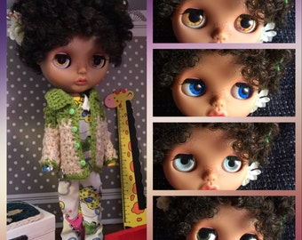 Custom Blythe Dolls For Sale by Sonia Blythe TBL OOAK adoption