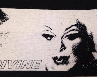 PATCH Divine silkscreen