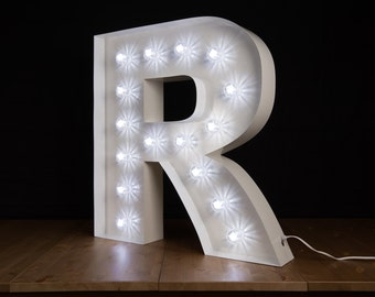 3 Foot Marquee Letters for Rent