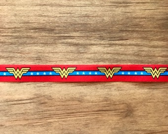 Limited Wonder Woman headband for Cochlear Implants & Hearing