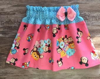 Tsum Tsum Skirt, Tsum Skirt