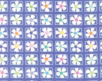 Moda Fabric - Grow! - Me & My Sister Designs - Petal Purple - 22271 11 - Cotton fabric by the yard