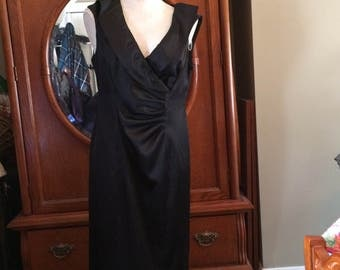 Classic Jones New York little Black Dress in a size 10
