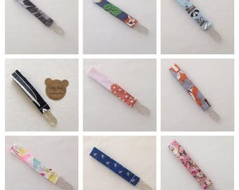 Dummy clip (choose fabric)