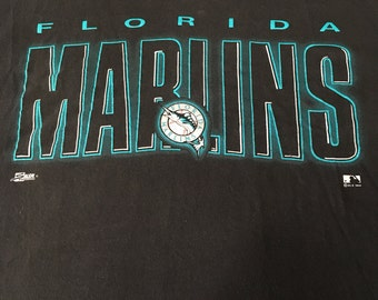Florida Marlins Shirt XL
