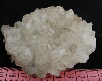 Quarts-Chlorite-Drujba mine-Lucky Bulgaria
