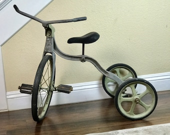 Vintage Tricycle, Antique Bike, Bike For Children, Collectable, Tri-Bike