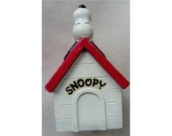 1970's Snoopy moneybox