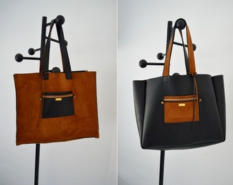 Large Reversible Diazon bag