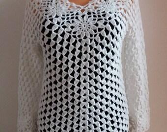 Crochet top pattern,Flower top crochet pattern,Crochet vest pattern,pdf download crochet top pattern,Easy summer top pattern,Summer dress