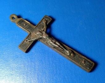Ancient Cross 18 - 19th century.